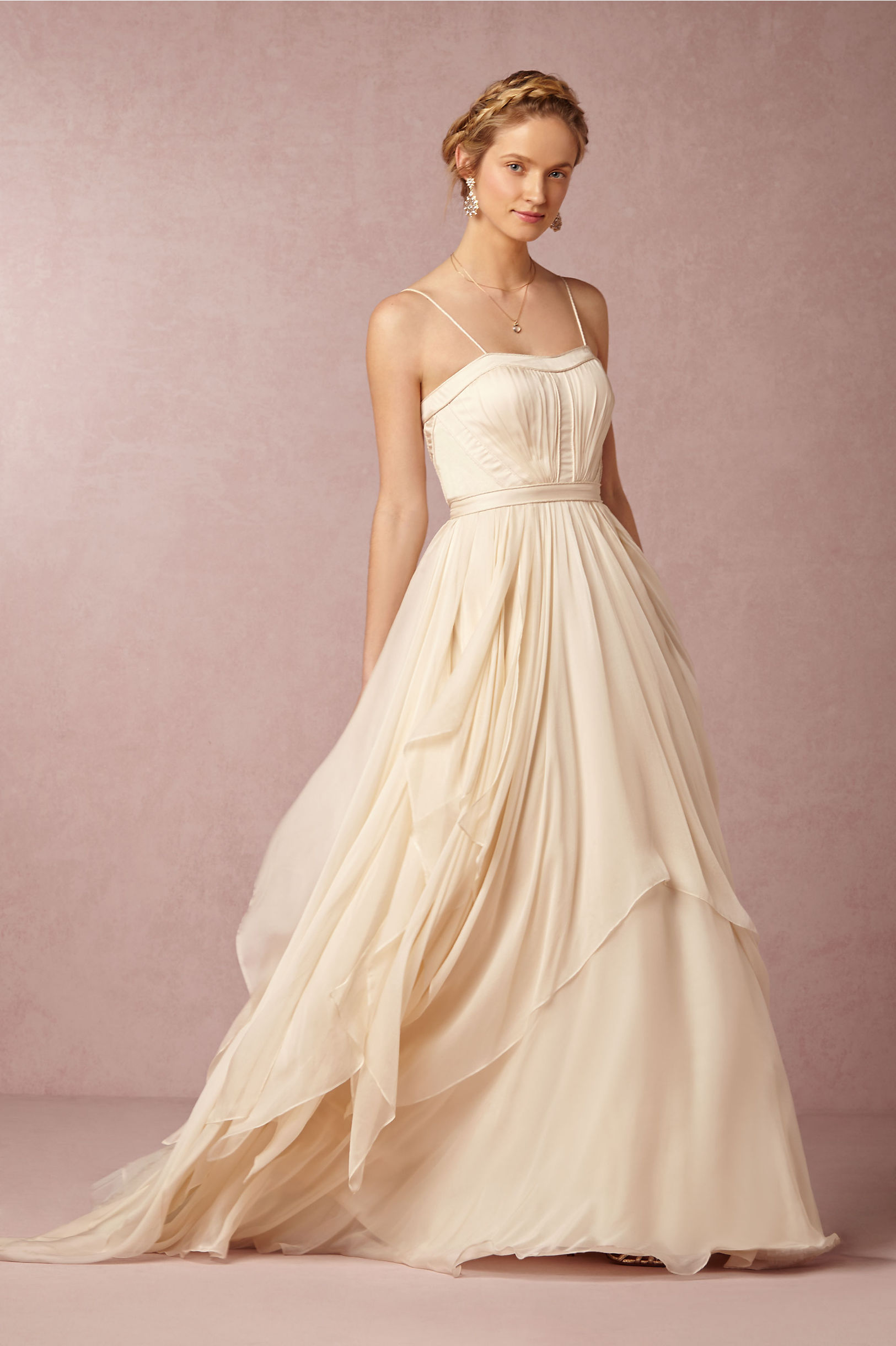 Amazing Bhldn Rococo Gown Collection - Top Wedding Gowns ...