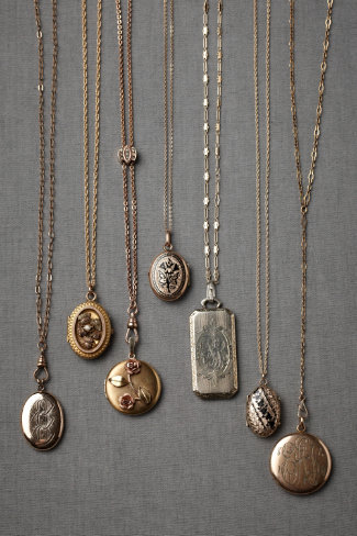 Collector's Lockets
