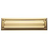 0012 Letter Box Plates