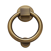 0195 Ring Knocker