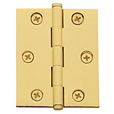 Hinges & Pivots  - Tull Brothers, Inc.
