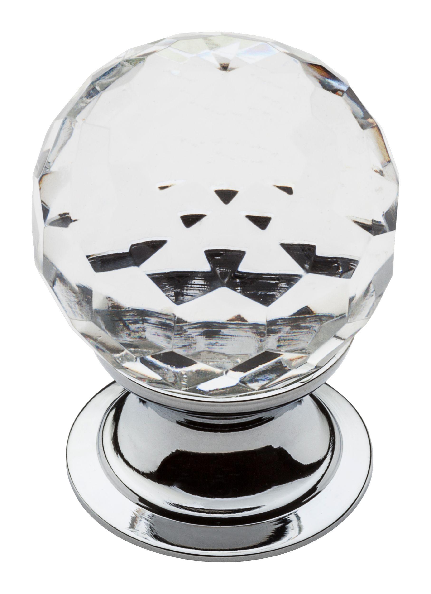 4318 Crystal Knob