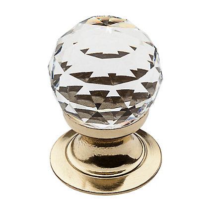 Swarovski Crystal Cabinet Knob 4332 030