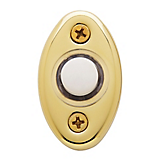 4852 Oval Bell Button