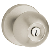 5215 Contemporary Entry Knob