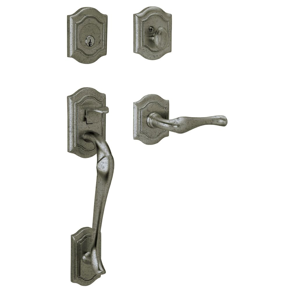 Bethpage Lever Sectional Trim