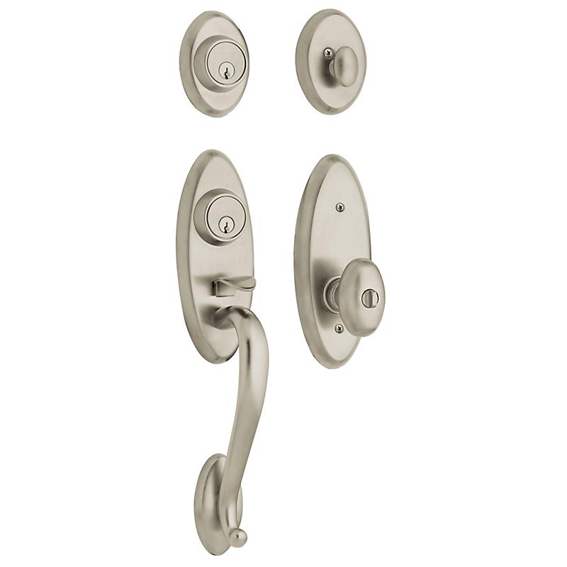 Landon Two Point Lock Handleset 85345 056