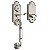 Ashton Two-Point Lock Lever Handleset