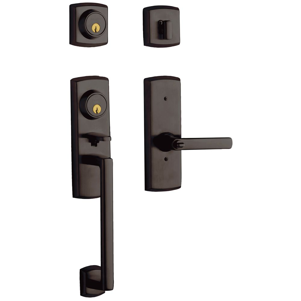 Soho Two-Point Lock Handleset