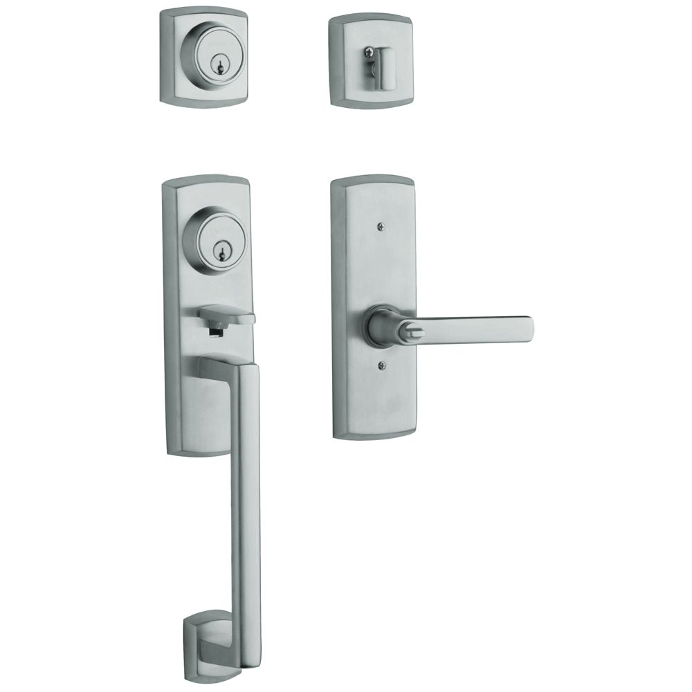 Soho Two-Point Lock Handleset