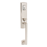 Evolved Soho 3/4 Escutcheon Handleset