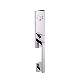 Minneapolis 3/4 Escutcheon Handleset