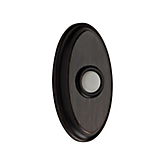 BR7016 Oval Bell Button