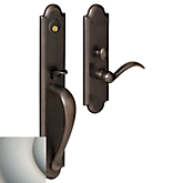 Boulder Full Lever Escutcheon