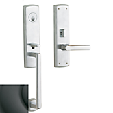 Soho Single Point Escutcheon Trim