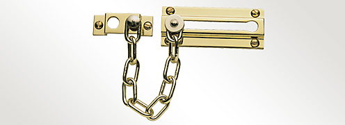 Chain Fasteners & Security Guards