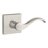 Curve Reserve Lever with Contemporary Square Rose