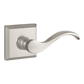 Curve Reserve Lever with Traditional Square Rose