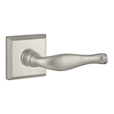 Decorative Reserve Lever with Traditional Square Rose