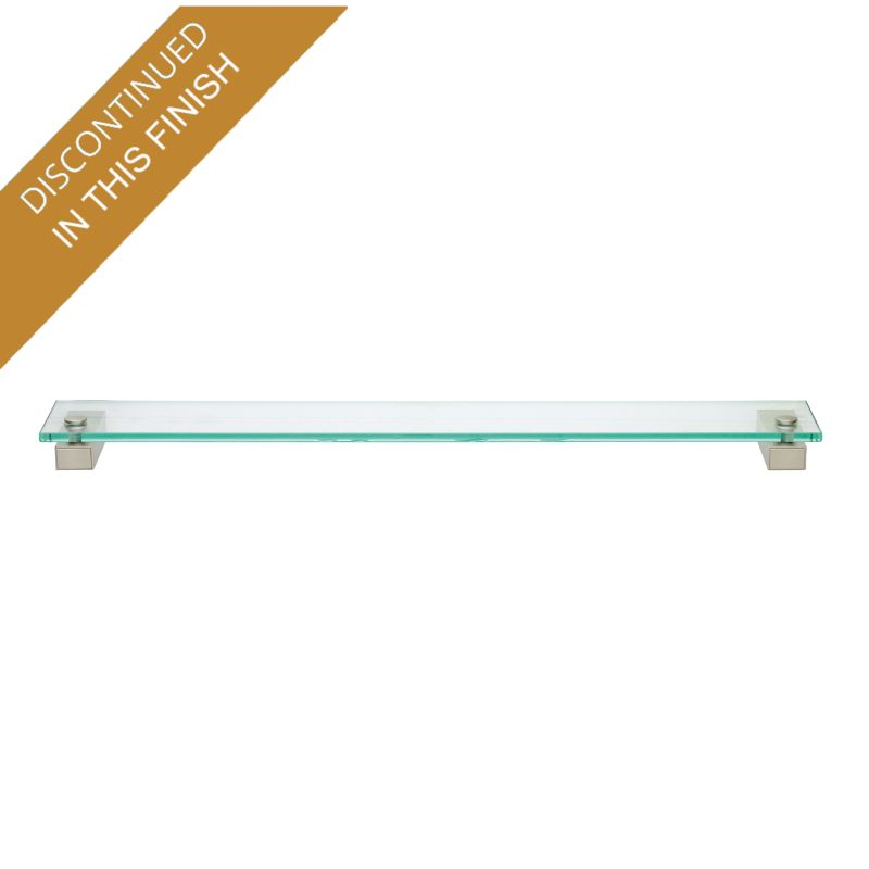 Anzio Glass Shelf