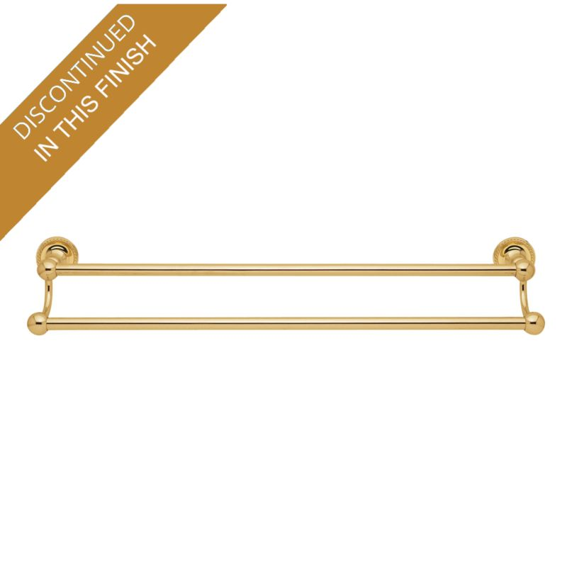 Mystic Double Towel Bar