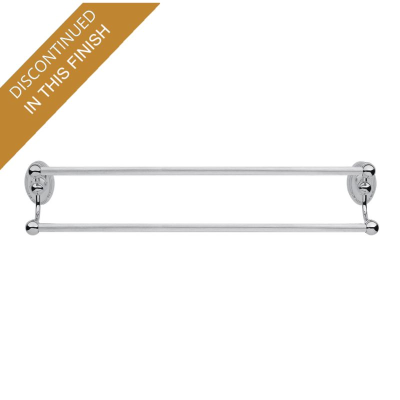 Edinburgh Double Towel Bar