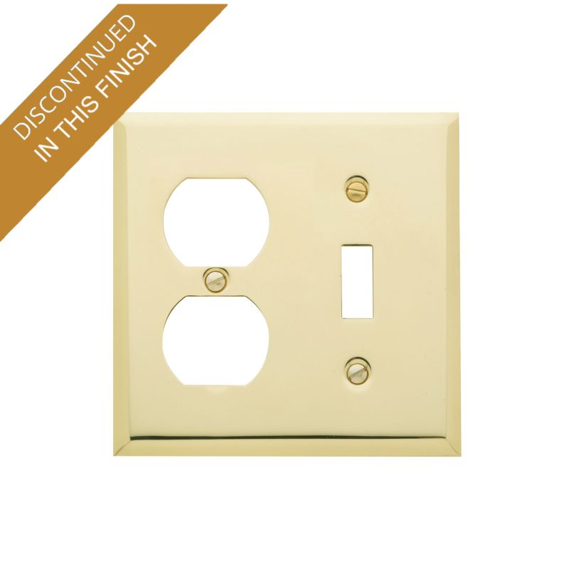 4762 Outlet Single Toggle