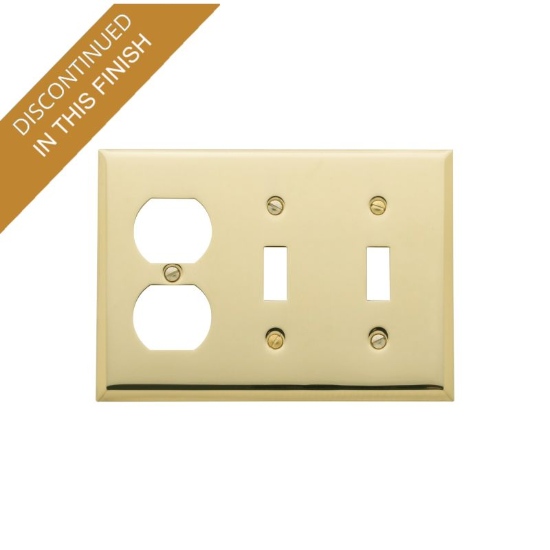 4763 Outlet Double Toggle
