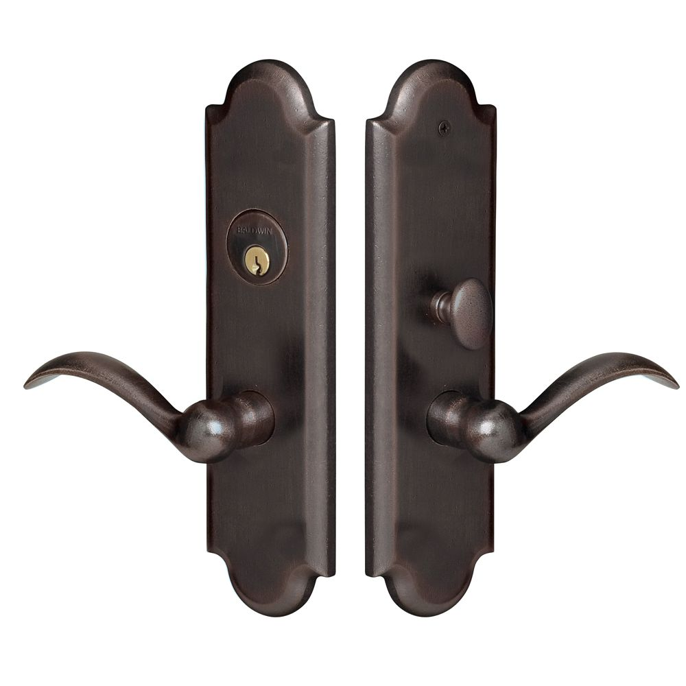 Boulder Escutcheon Entrance Commercial