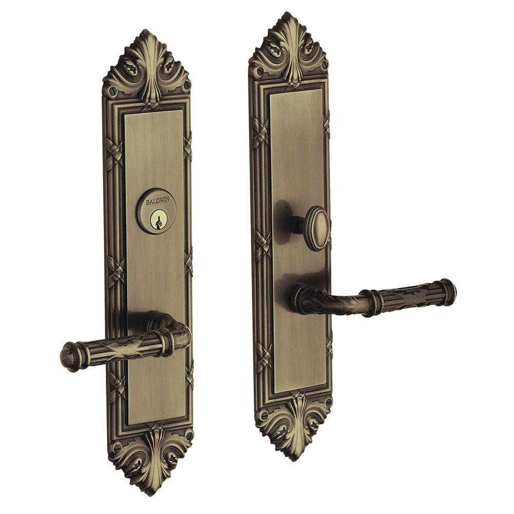 Fenwick Escutcheon Entrance Commercial