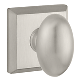 Ellipse Reserve Knob with Traditional Square Rose
