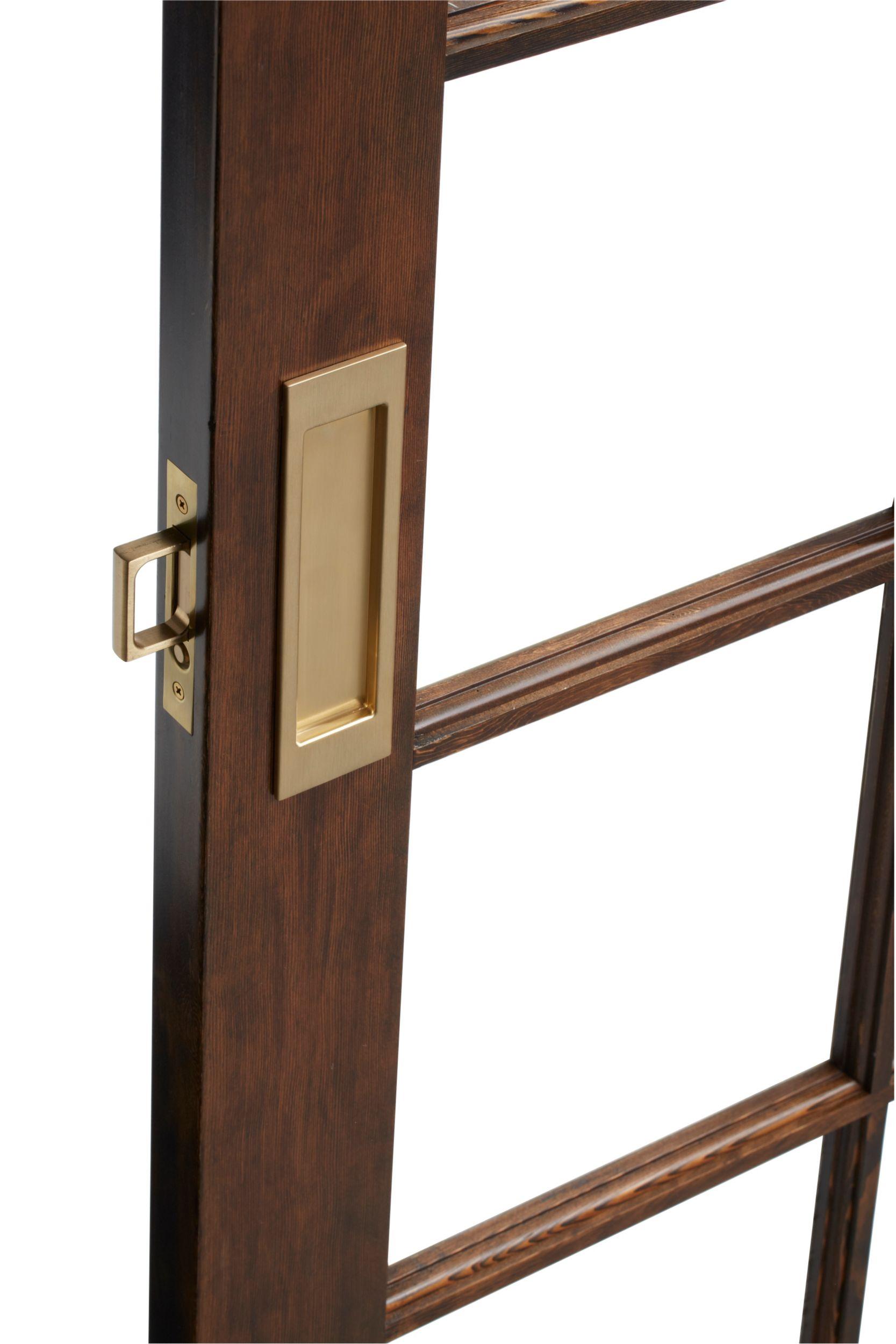 Baldwin Door Hardware Pd005 Large Santa Monica Pocket