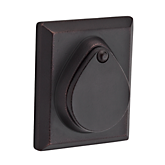 Rustic Square Deadbolt