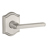Square Reserve Lever with Traditional Arch Rose