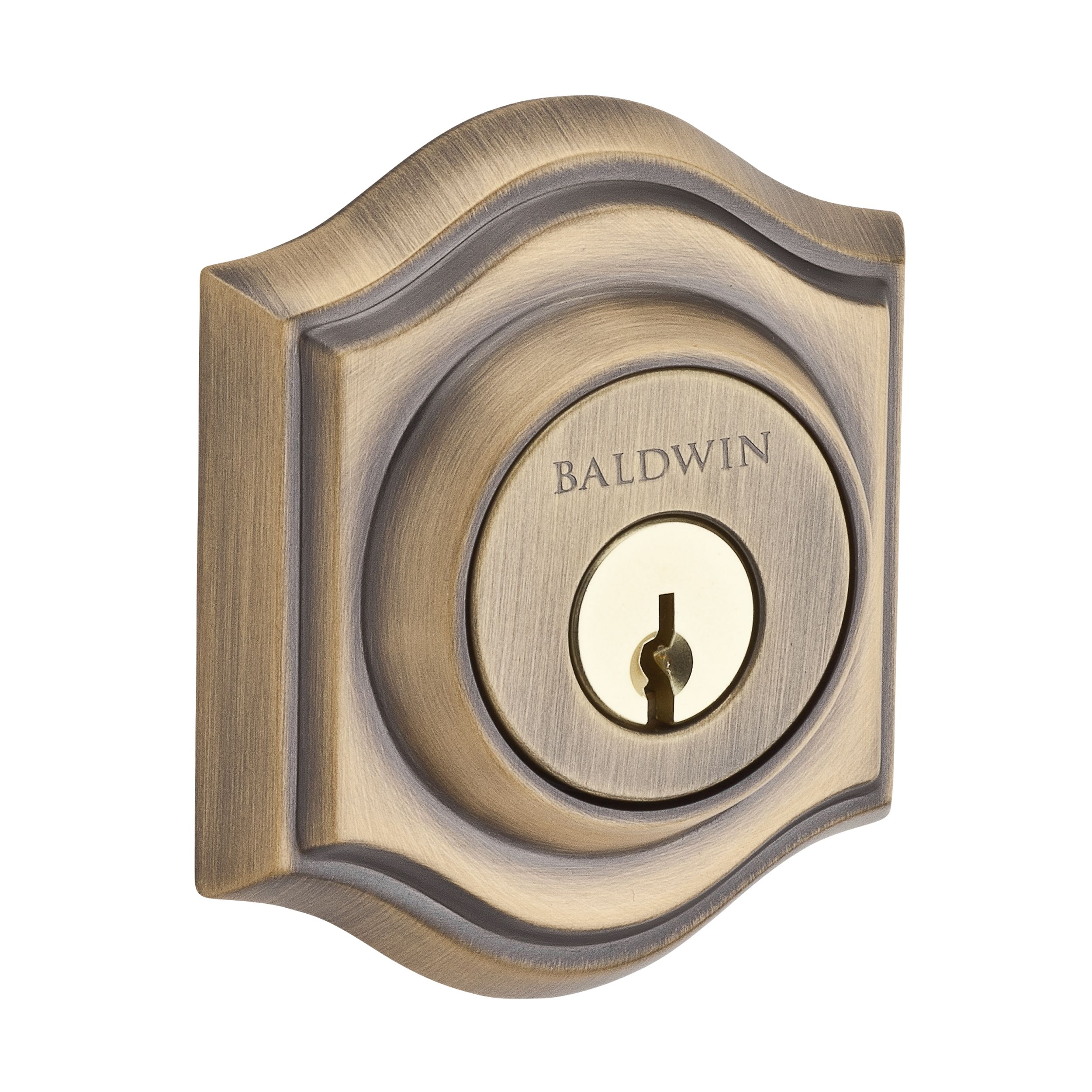 Traditional Arch Deadbolt