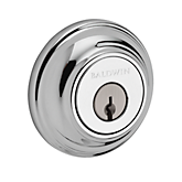 Traditional Round Deadbolt