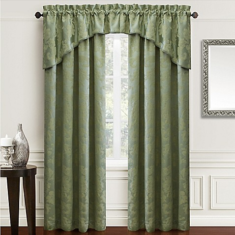 Buy Croscill 174 Adrianna 84 Inch Rod Pocket Window Curtain