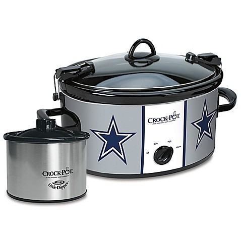 Bed Bath And Beyond Dallas Cowboys Crock Pot
