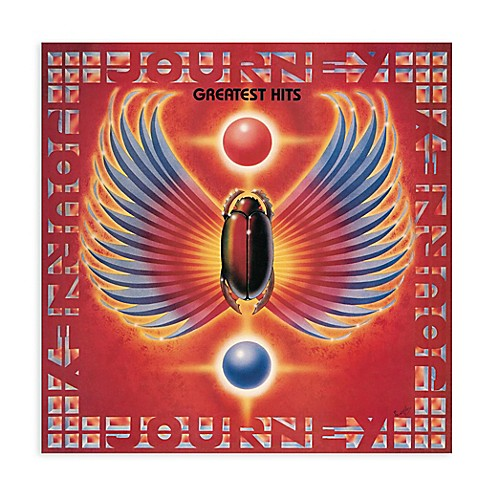 Journey Greatest Hits Quot Vinyl 2 Lp Set Bed Bath Amp Beyond