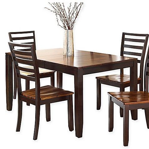Buy Steve Silver Co Abaco Butterfly Dining Table In