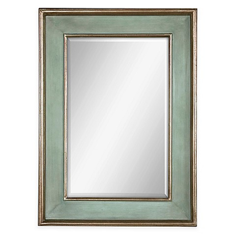 Uttermost Ogden Blue Wall Mirror Bed Bath & Beyond