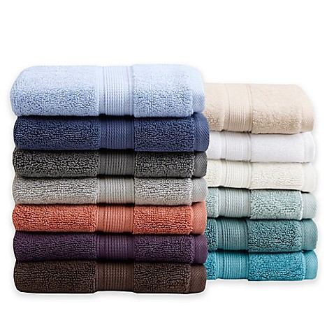 Signature 800GSM 100% Cotton 8-Piece Towel Set at Bed Bath & Beyond in Cypress, TX | Tuggl