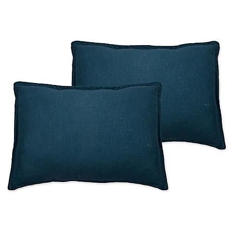 Outdoor Throw Pillows Kmart : Sherry Kline Hamilton Oblong Throw Pillows (Set of 2) - Bed Bath & Beyond