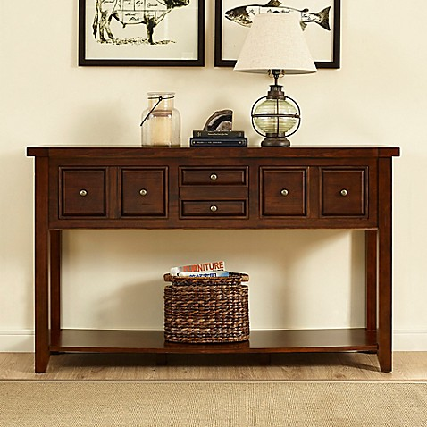 Crosley Sienna Entryway Table at Bed Bath & Beyond in Cypress, TX | Tuggl
