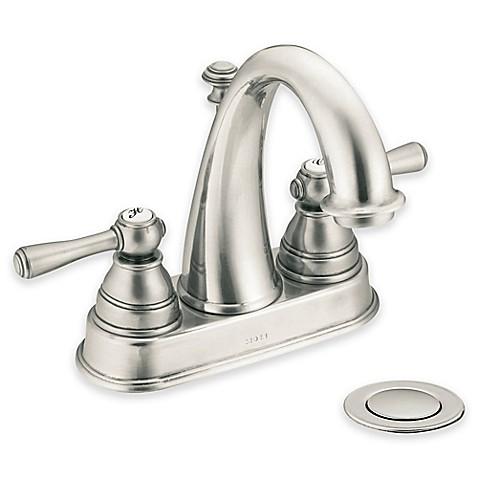 Moen Kingsley 2 Handle High Arc Faucet Bed Bath Beyond