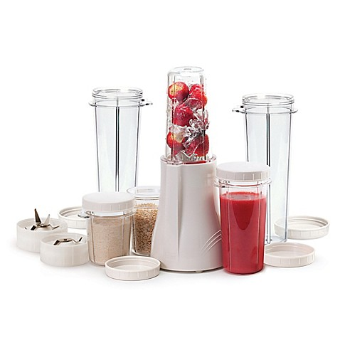 Tribest® PB-250XL-A Compact Personal Blender & Grinding Set in White | Tuggl