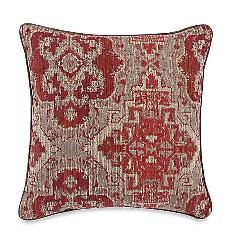Bed Bath And Beyond Red Throw Pillows : Chalupny Throw Pillow in Red - Bed Bath & Beyond