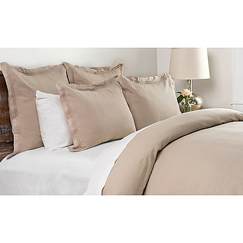 Buy villa home harlow king duvet cover in natural from bed for Beds harlow