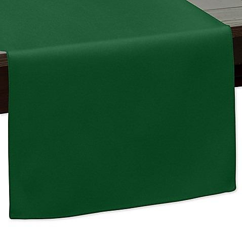 Twill table runner bed bath beyond for 120 inches table runner