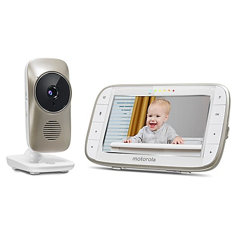 Motorola 174 Mbp845connect 5 Quot Portable Wifi Video Monitor In